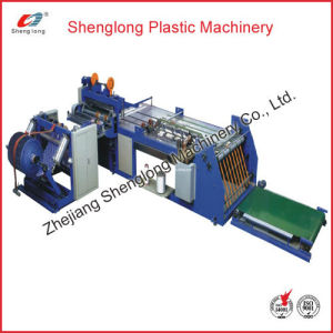 PP Woven Bag Cutting and Sewing Machine (SL-SCD-1200X800) pictures & photos