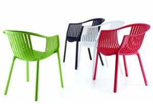 Replica Italy Style Plastic Restaurant Chair pictures & photos