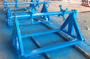 Steel Coil Decoiler and Holder From Senko Industry pictures & photos