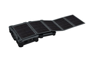 Mini Portable Solar Power System for Camping