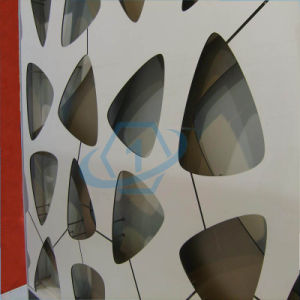 Punched by CNC Machines Aluminum Perforated Panel pictures & photos