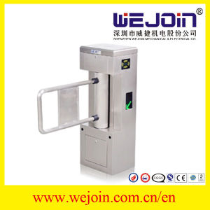 Automatic Swing Barrier Turnstile. Wing Barrier, Price Turnstile pictures & photos