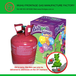 Balloon Time Helium Gas (Disposable Cylinider EC13) pictures & photos