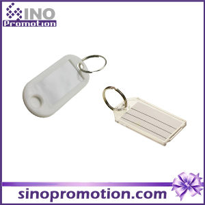 Transparent Name Tage Promotional Gift