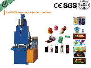 Small PVC/Rubber Product Injection Machine pictures & photos