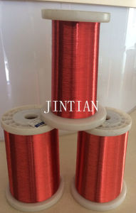 Magnet Wire Nylon/Polyurethance Round Copper Wire Class 130 pictures & photos
