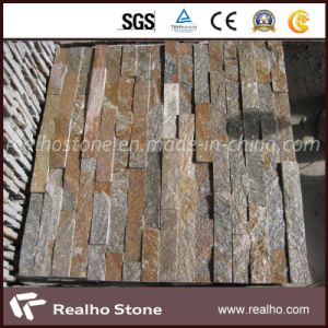 Nature Rusty Quartize for Wall Stone Panel