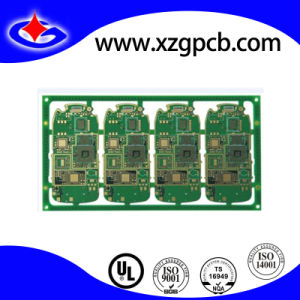 HDI PCB High Density Interconnector PCB with Buried and Blind Via pictures & photos