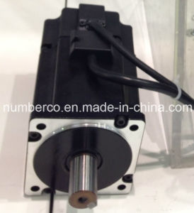 High Performance Zm 80 Series Introduction Servo Motor (0.75Kw, 2.39Nm)