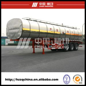 Chinese Best Selling Product of Chemical Liquid Tank Truck, Tanker Trailer