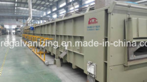 Open Fired Steel Wire on-Line Annealing Furnace pictures & photos