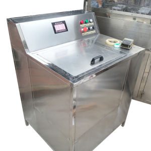 Semi Automatic 5 Gallon Bottle Washing and Decapping Machine pictures & photos