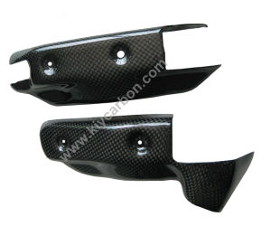 Carbon Fiber Radiator Cover for Ducati Streetfighter pictures & photos