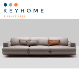 Nordic Style Modern Furniture Fabric Sofa for Living Room