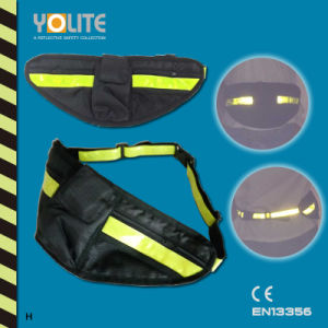 Reflective Gym Waist Pack Belt Bag Wallet for Running pictures & photos