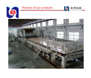 2100mm High Quality Multi-Dryer Can Craft Paper Making Machinery pictures & photos