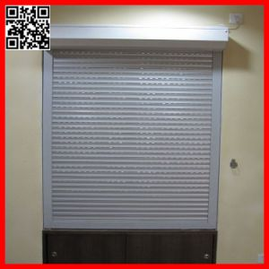 Electric Remote Control Indoor Roller Shutter (ST-002) pictures & photos