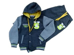 Fashion New Style Boy Suit in Children Clothes (SBL037)
