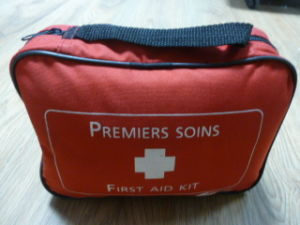 First Aid Kit, Customized Logos and Sizes (DFFK-011) pictures & photos