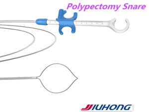 Jiuhong Brand Disposable Polypectomy Snares with Ce ISO Approved pictures & photos