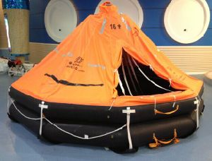 Small Craft 4persons Life Raft Lifesaving Equipment Solas Approved pictures & photos