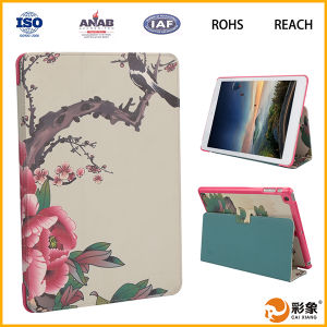 Fashion Back and Front Smartphone Cover Case for iPad