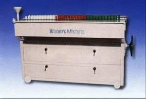 Waxwork Machine (P120, P240, Z102, L82, Y82) pictures & photos