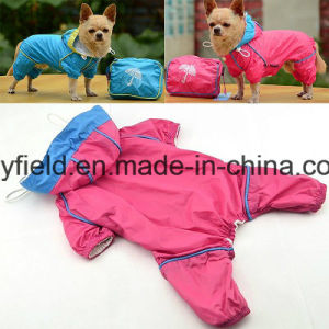 Dog Clothes Product Supply Coldproof Pet Clothes pictures & photos