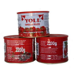 Wholesale Tomato Paste Tomato Sauce and Ketchup pictures & photos