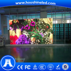 Outdoor Usage Advertising P6 Full Color SMD LED Screen Rental pictures & photos
