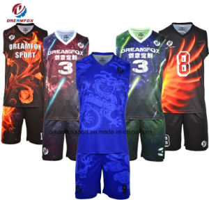 China Custom Kids Sublimated Reversible Basketball Jersey - China ... 01e9018b8
