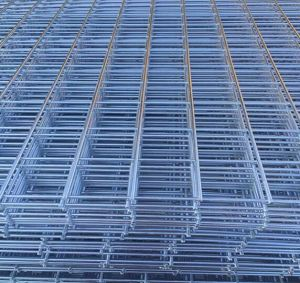 China Factory Hot Dipped Galvanized Welded Wire Mesh Panel - China ...