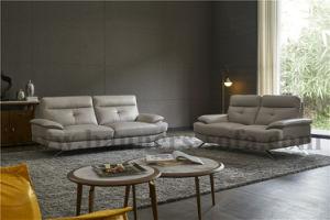 Fashion Design Real Leather Sofa Set