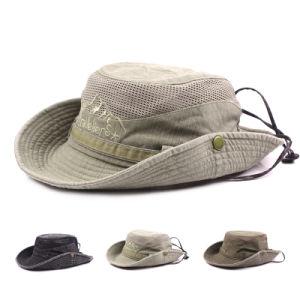 a889a96500004e China 2018 New Summer Custom Funky Fishing Hiking Unisex Bucket Hats ...