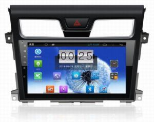"10.1"" Big Screen Android 4.4 Car GPS Navigation for Nissan Teana with 1024 * 600 Resolution and DVR Camera Input"