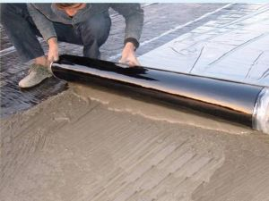 Self Adhesive Bitumen Waterproof Membrane / Roofing Material / Roofing Sheet pictures & photos