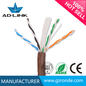 China 305m/Roll Network Cable Color Code CAT6/CAT6A - China Network ...