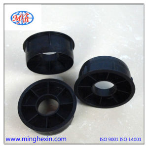 Black Plastic Pipe with ISO SGS