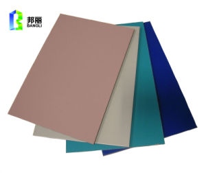 Indoor Aluminum Panel Sandwich Facade Exterior Aluminum Composite Panel