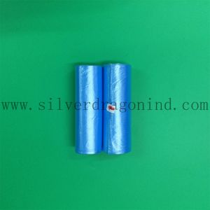 Biodegradable/HDPE Plastic Garbage Bags on Roll, Trash Bag pictures & photos
