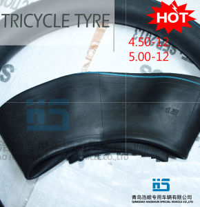 Mrf Pattern Tuktuk Tyre Tricycle Tyre Three Wheeler Tyre 4.50-12 5.00-12 pictures & photos