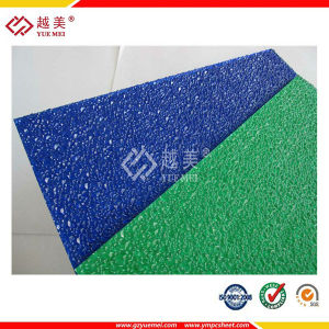 Ten Years Warranty Polycarbonate Embossed Plastic Sheet pictures & photos