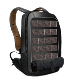 Travel Sports Smart Solar Backpack