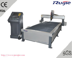 CNC Industry Plasma Cutting Machine Cut Metal pictures & photos