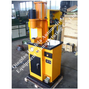 High Quality Qy-6 Model Brake Shoe Riveting Machine pictures & photos