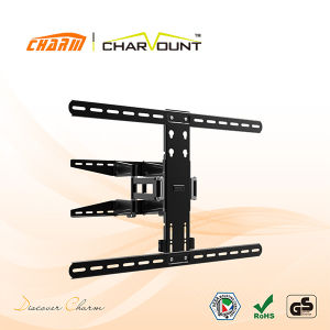 Universal Wall Mounted 3D LED TV Bracket (CT-WPLB-M102B) pictures & photos