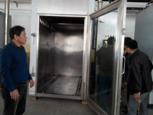 Meat Poultry Fish Smoking Machine Smoke House pictures & photos
