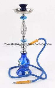 High Quality Blue Medium Zinc Alloy Hookah pictures & photos