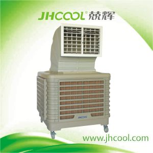 Commercial Outdoor Use 18000CMH Airflow Evaporative Air Cooler