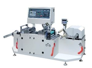 High Speed PVC Pet Shrink Sleeve Inspection Rewinder Machine (YZJB) pictures & photos